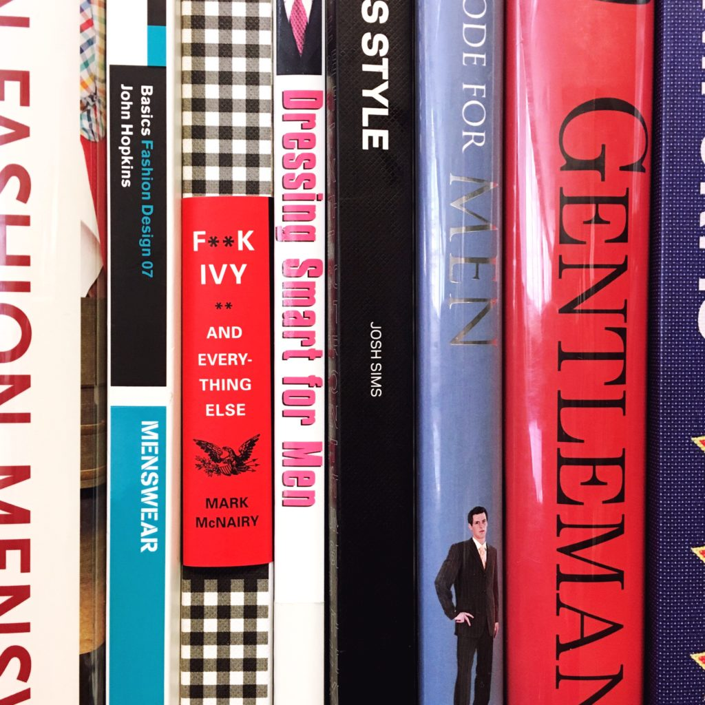 Menswear Books That Are Vital To Your Fashion Education Lola Glenn